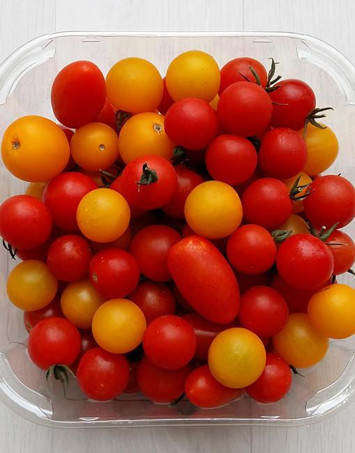 Barquette 1kg tomates cerises